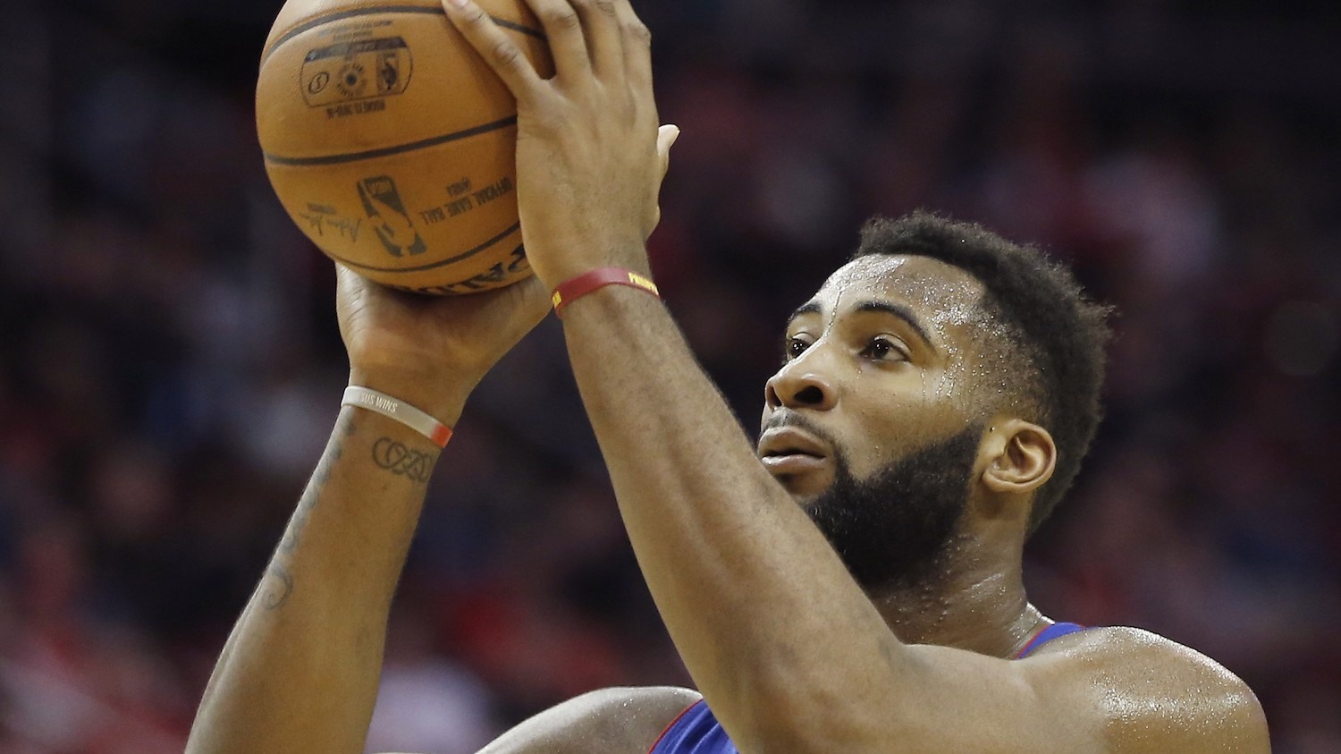 Free Throw Follies: Andre Drummond Doesn't Need to Get Better from the Line