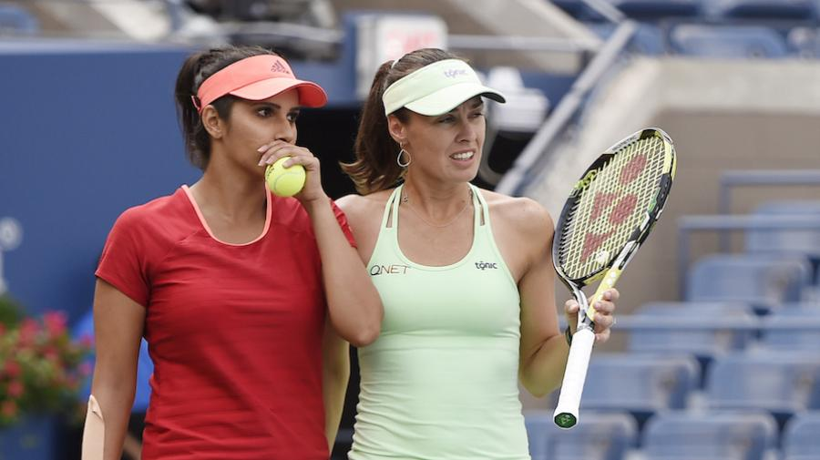 Inside the Doubles Dominance of Martina Hingis and Sania Mirza