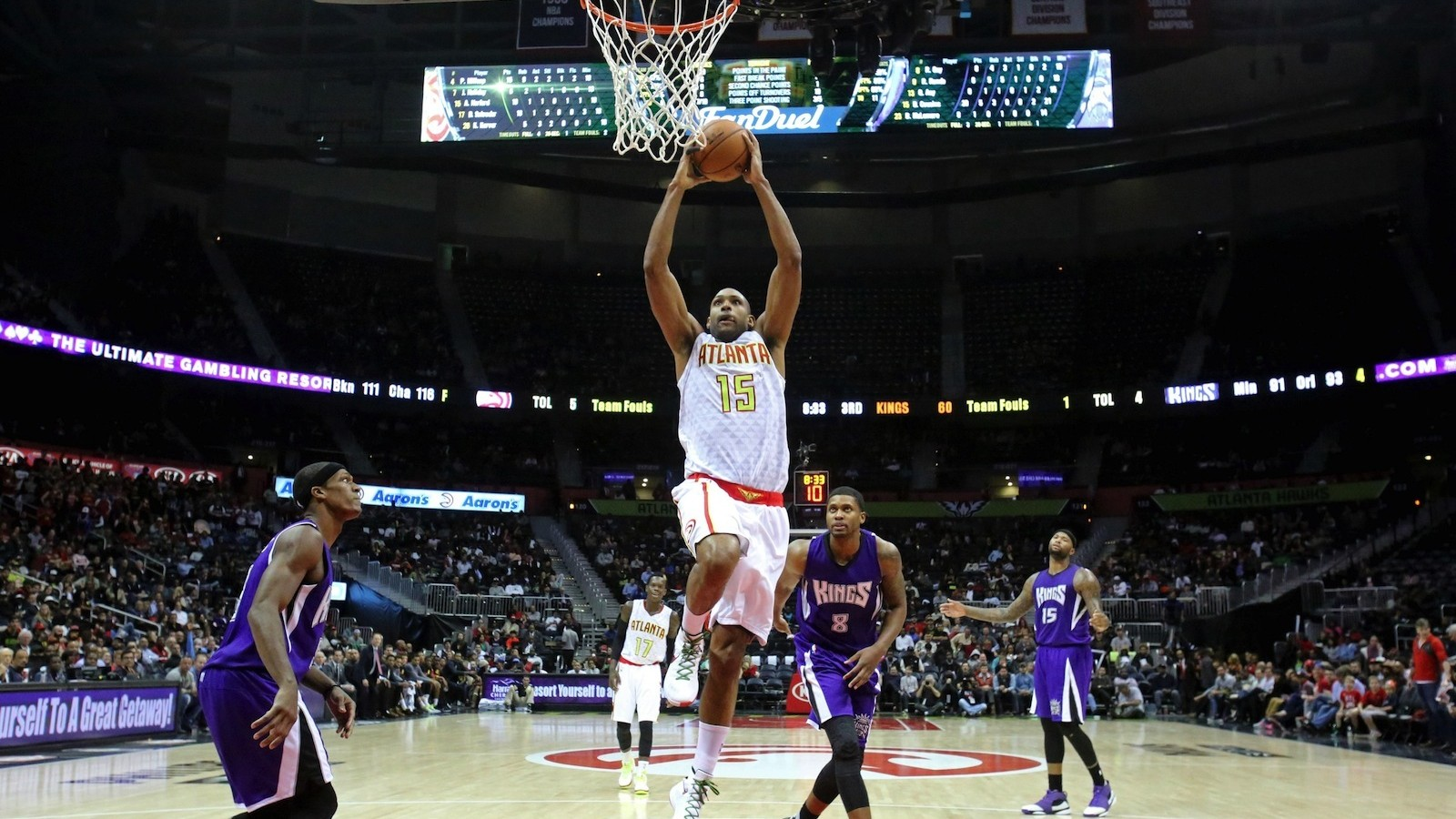 Hibbert and no 6 seed hawks al horford are two of the best centers - The Atlanta Hawks Are Not A Team That Delivers Much In The Way Of Inspiration But Their Centerpiece Star Still Manages To Make Reasonable Basketball