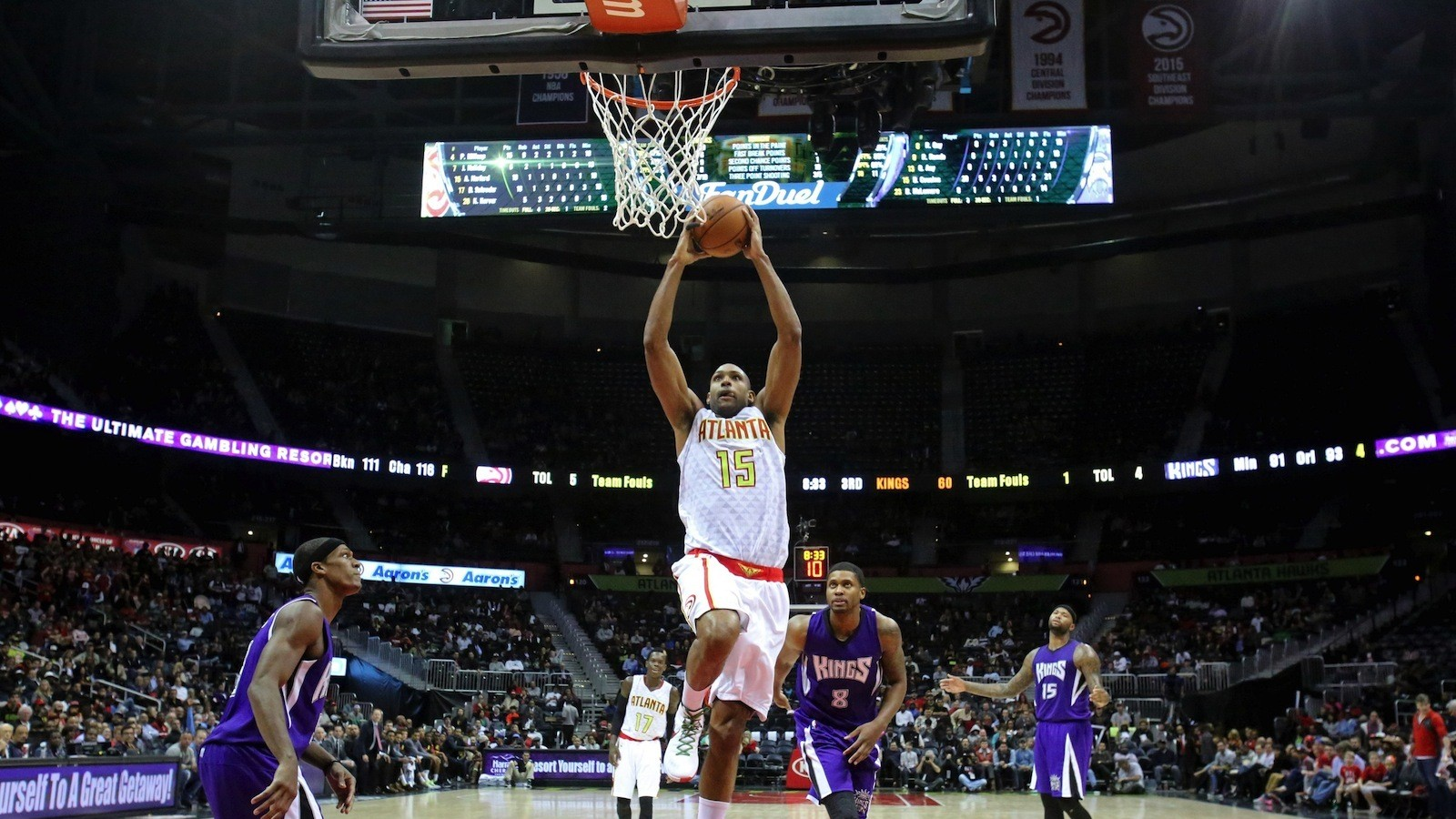 Watching Al Horford, the NBA's Most Reasonable Superstar