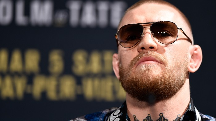 Conor McGregor Files Complaint Against Irish Tabloid for Breach of Privacy