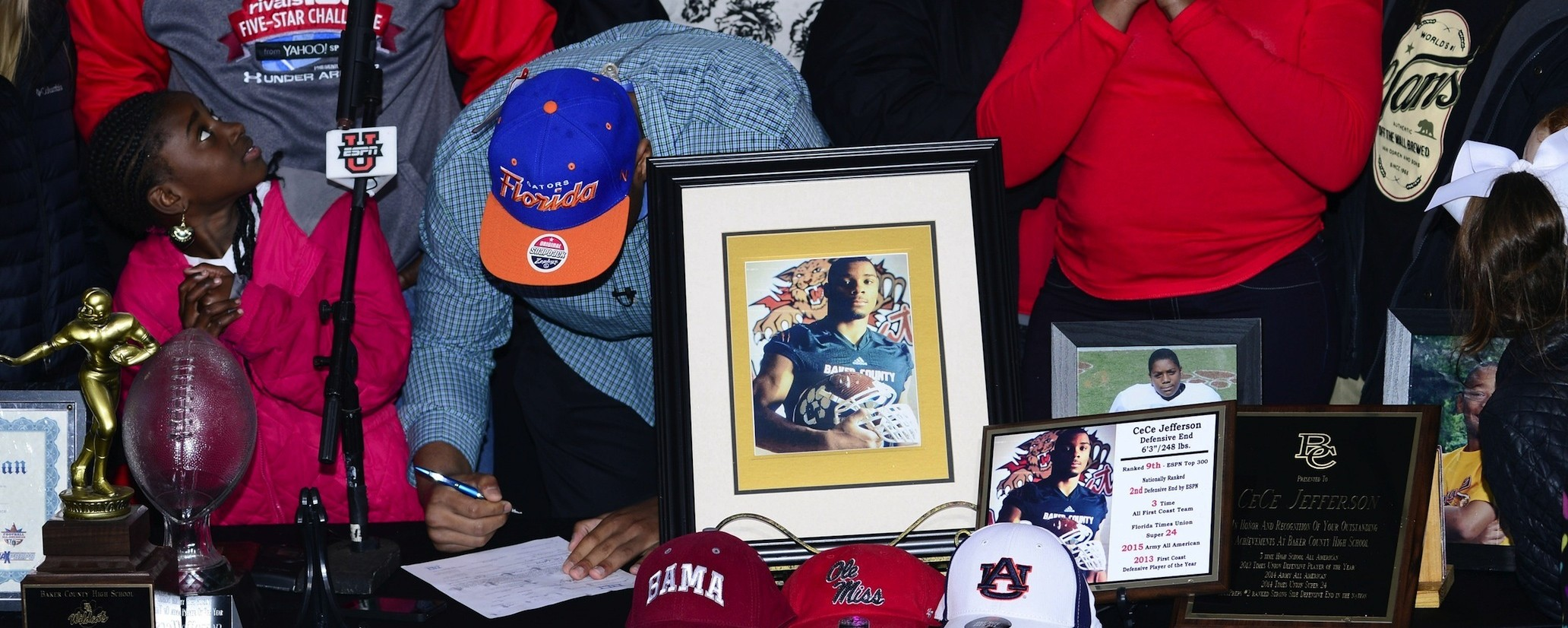 National Signing Day Is a Numbers Game, and the Team with the Most Stars Wins