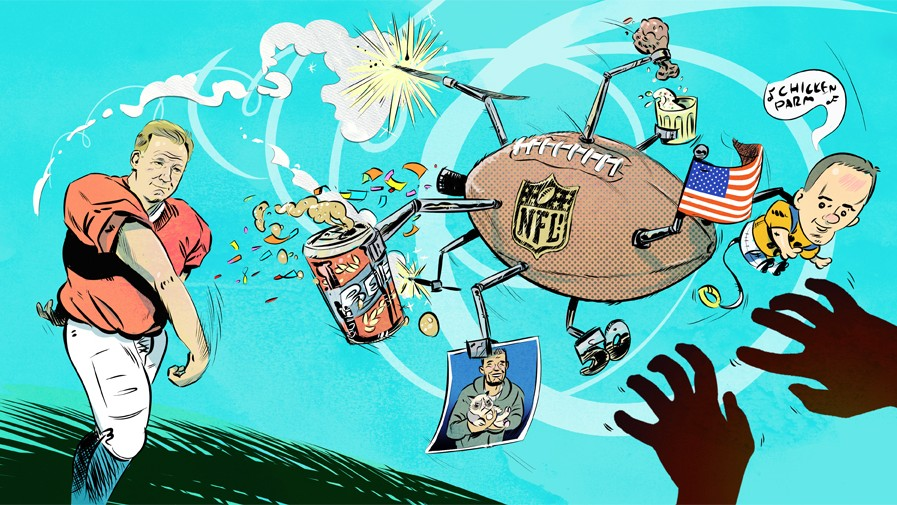 Weak In Review: The Big Game and the Super Bowl