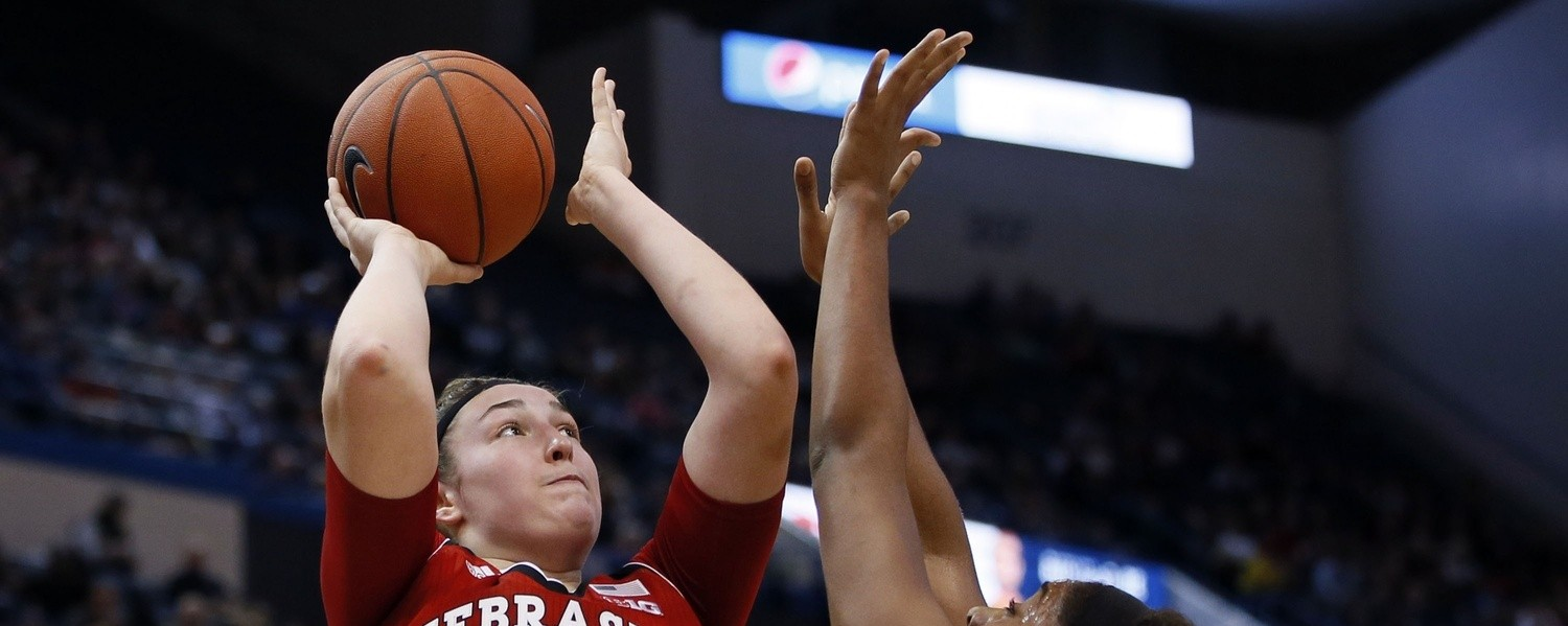 Jessica Shepard, Nebraska's Freshman Star, Is Going to Be Big