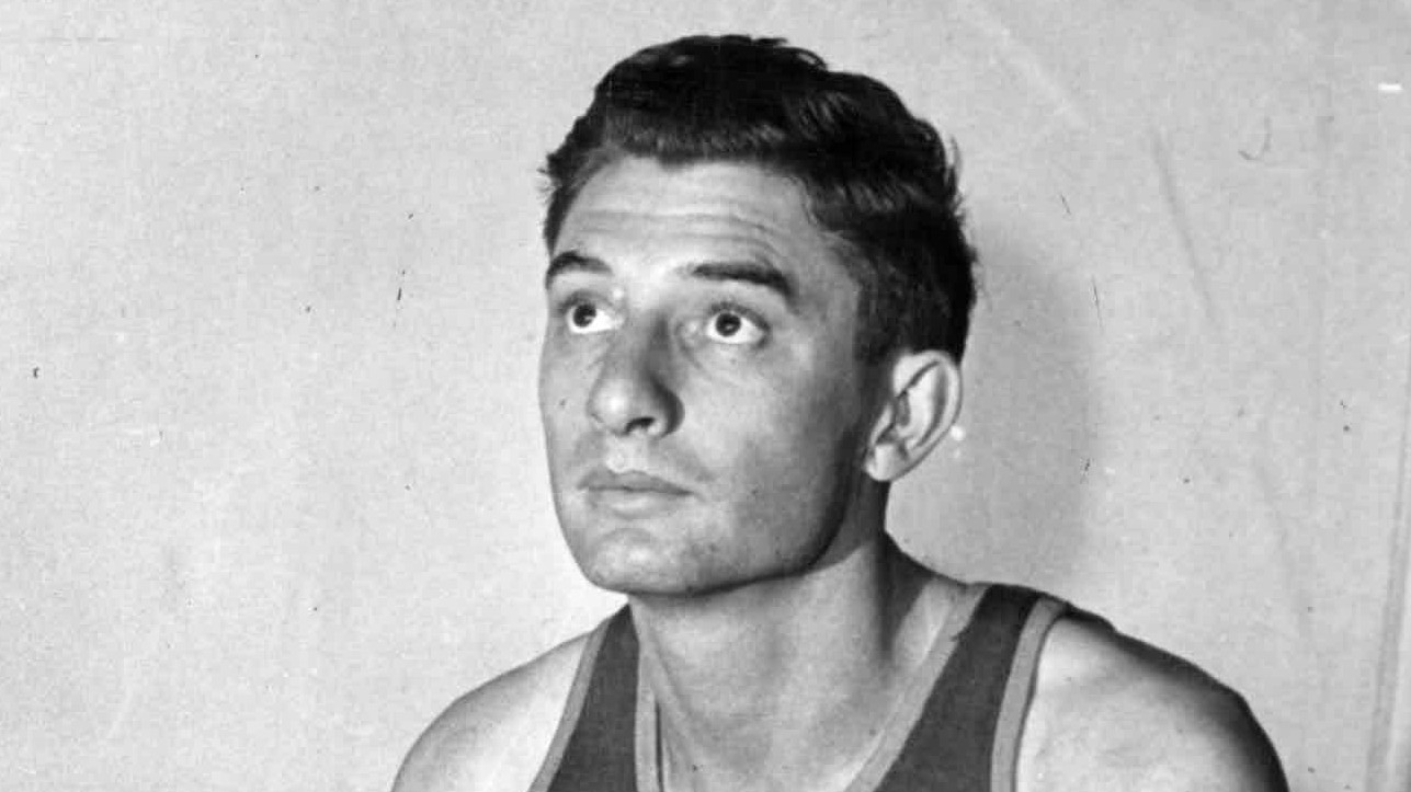 Joe Fulks, the Jump Shot Innovator One Man Murdered and the Rest Forgot