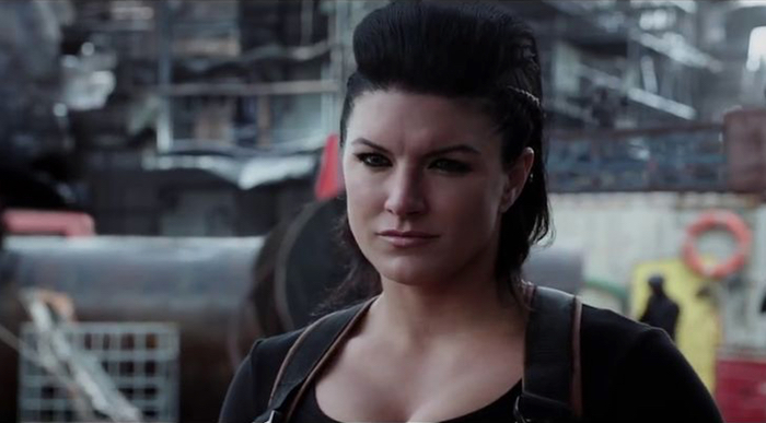 Watch Gina Carano video