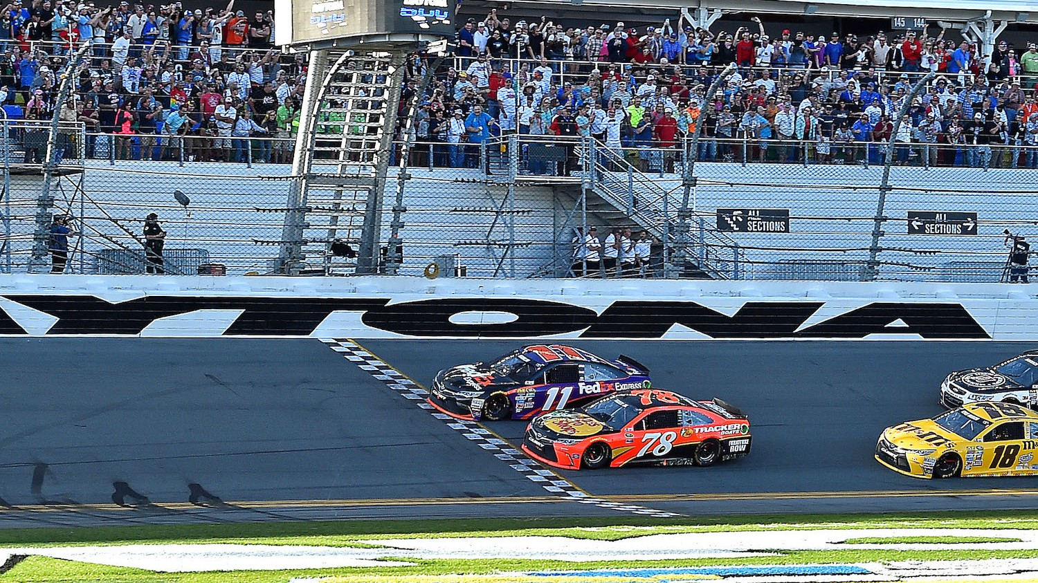 "Truex Admits That Second ""Hurts,"" But Calls Daytona 500 ""The Start of Something Great"""