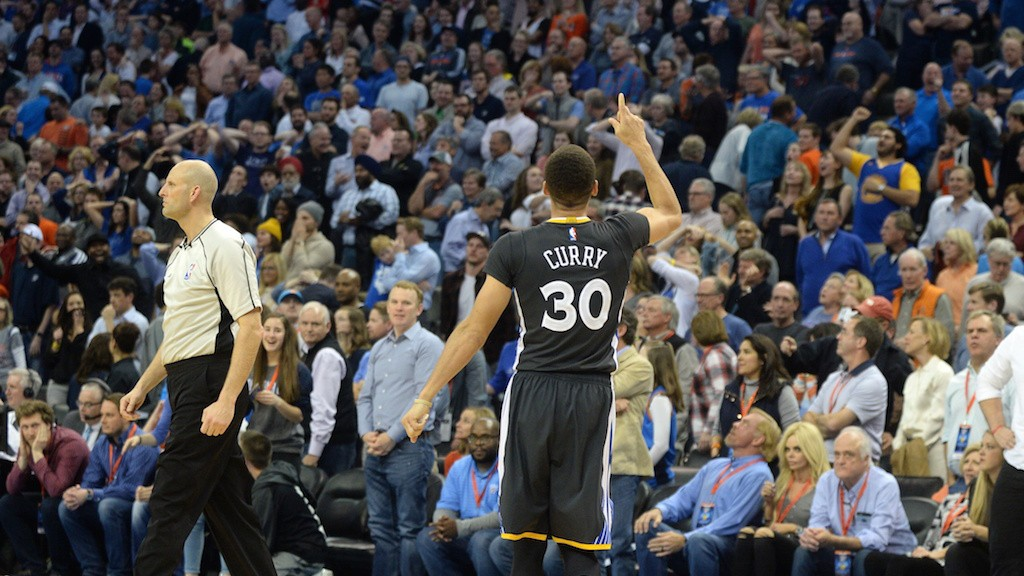 Reel Talk: Corbin Smith's Review of Online Basketball Highlights Pertaining to Steph Curry