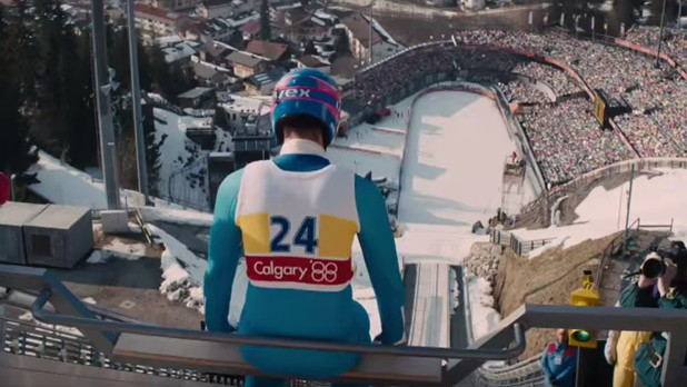 "The Thrill Of Defeat, Or An Evening At ""Eddie The Eagle"""