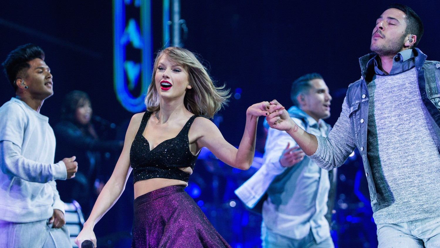 How Taylor Swift Could Save the U.S. Grand Prix