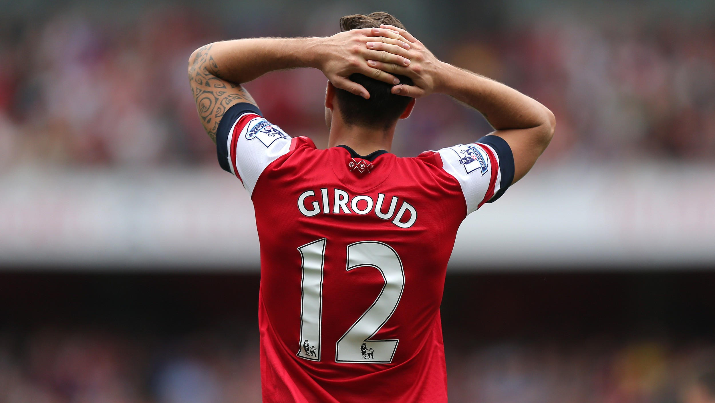 Olivier Giroud: The Beautiful Emblem for an Underachieving Arsenal