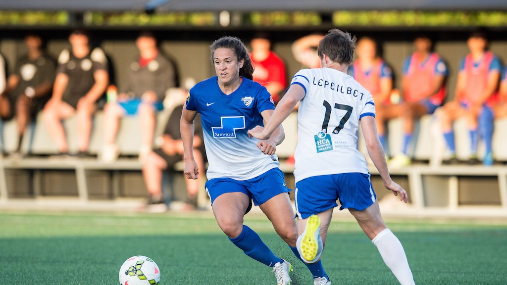 How To Sell A Soccer Team, Or The Rebirth Of The Boston Breakers