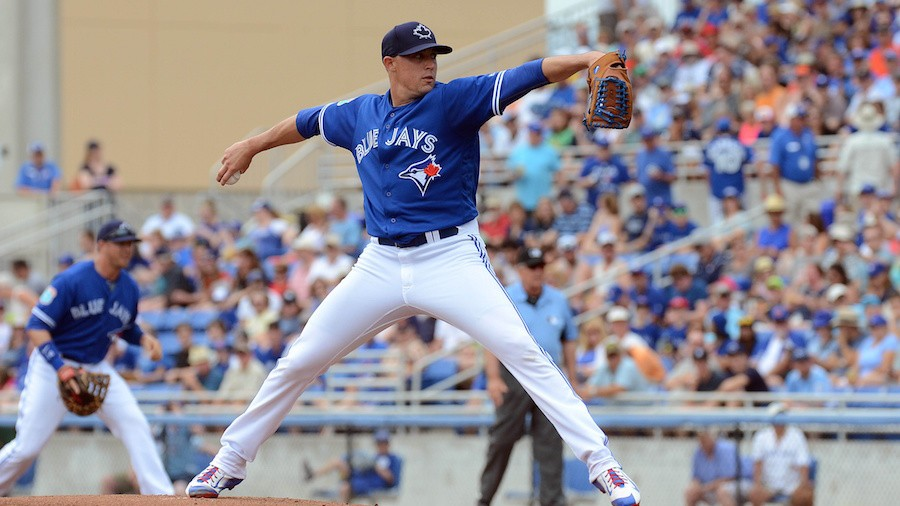 Aaron Sanchez's Role with the Blue Jays Is as Unclear as Ever