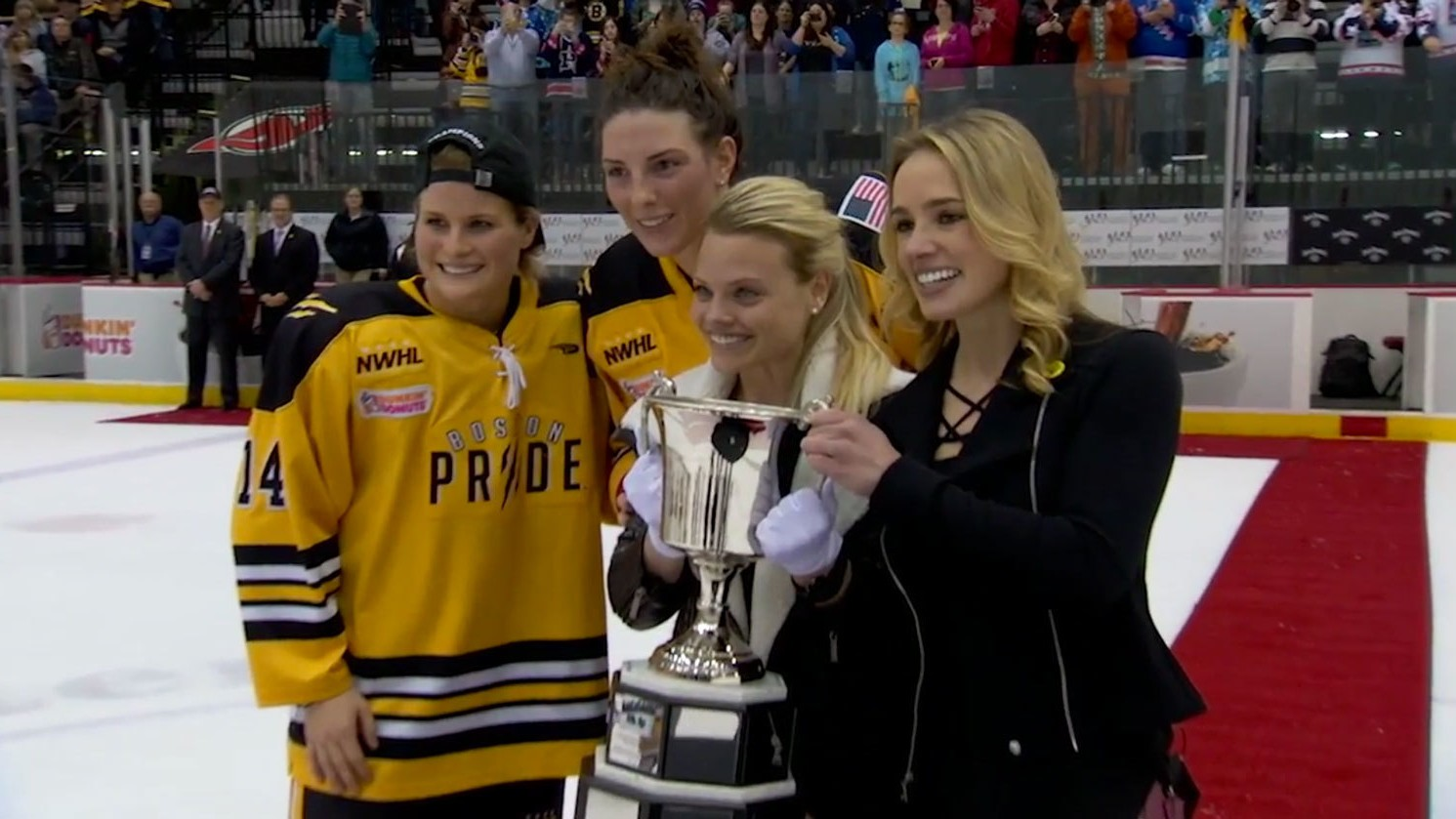Right Now, the NWHL Is a League of Haves and Have-Nots