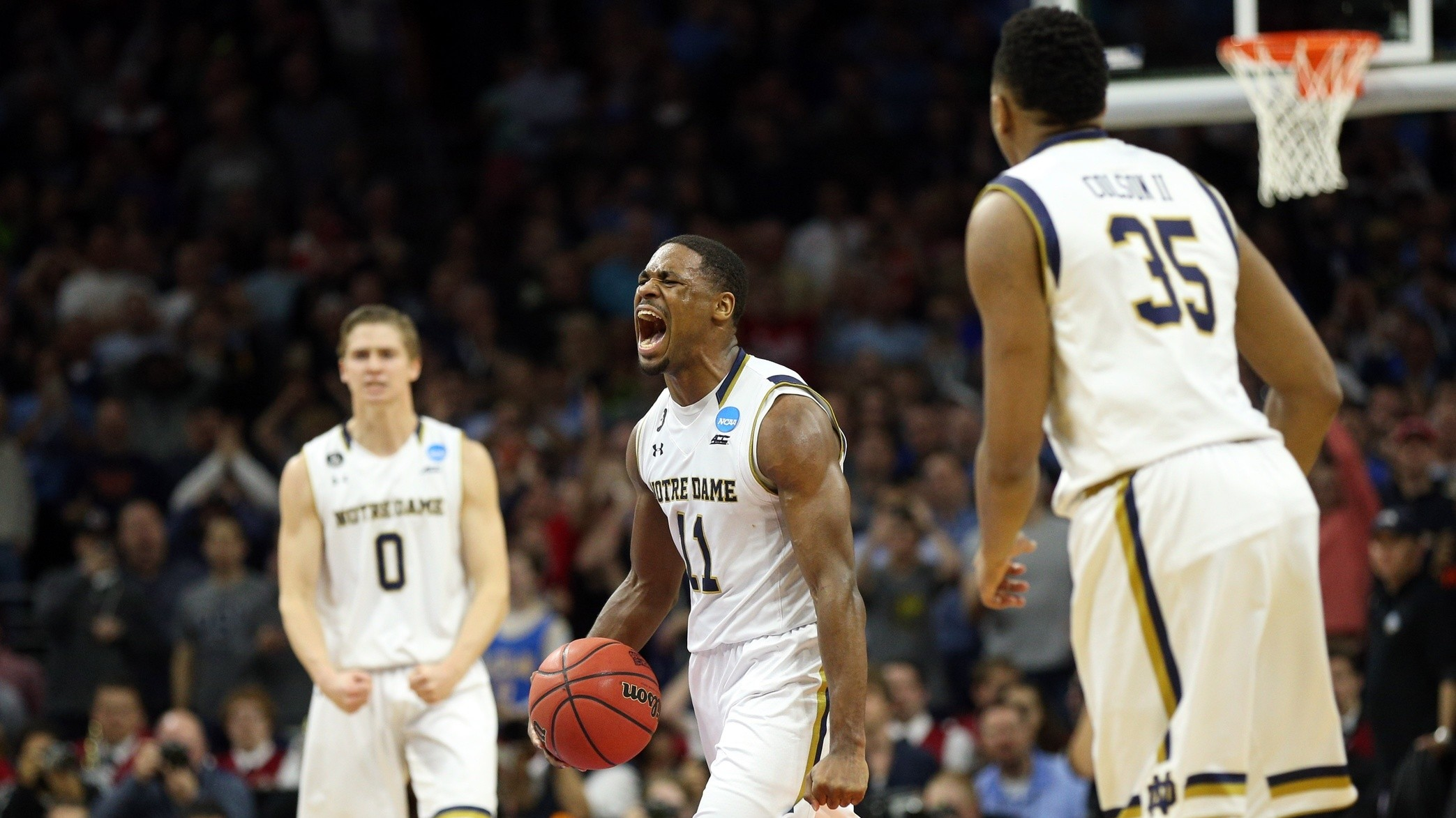 Demetrius Jackson Found A Home, And Himself, At Notre Dame