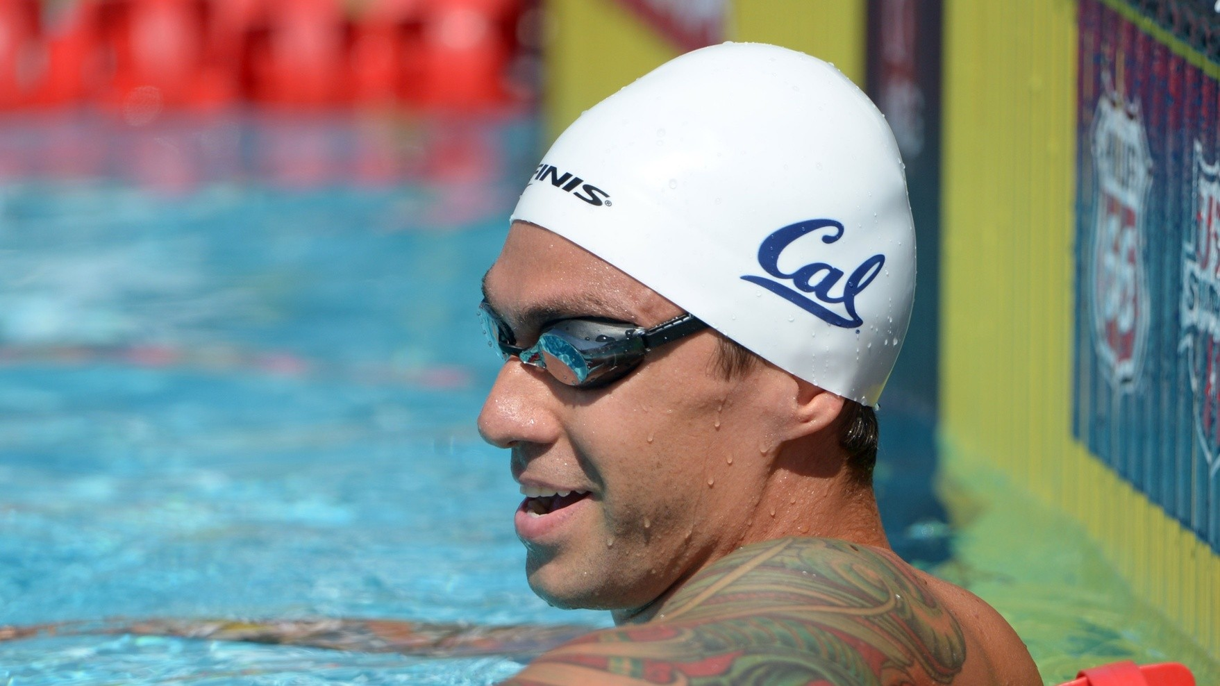 VICE Sports Q&A: Olympic Gold Medalist Anthony Ervin on Life In and Out of the Pool