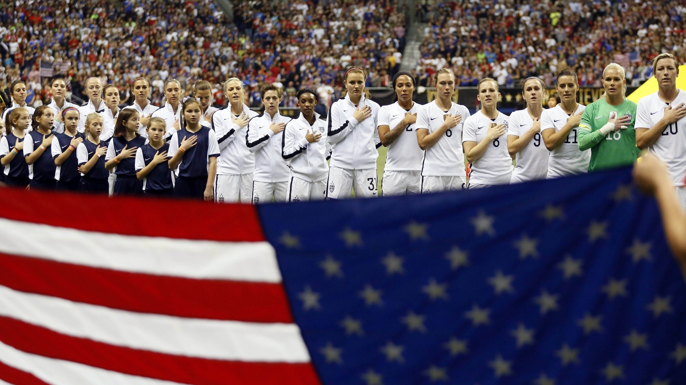 A Modest Proposal for Replacing the USMNT with the Women's National Team