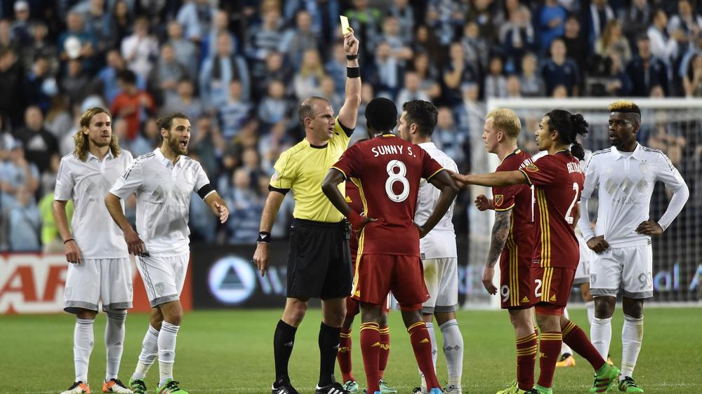 Behind the Scenes of MLS's Efforts To Improve Officiating