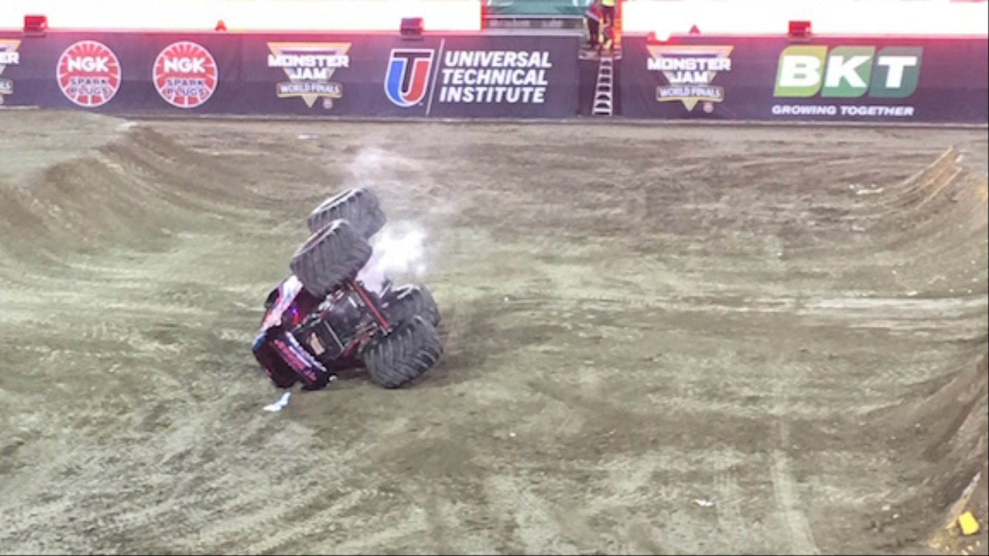What I Learned At Monster Jam XVII, The Super Bowl Of