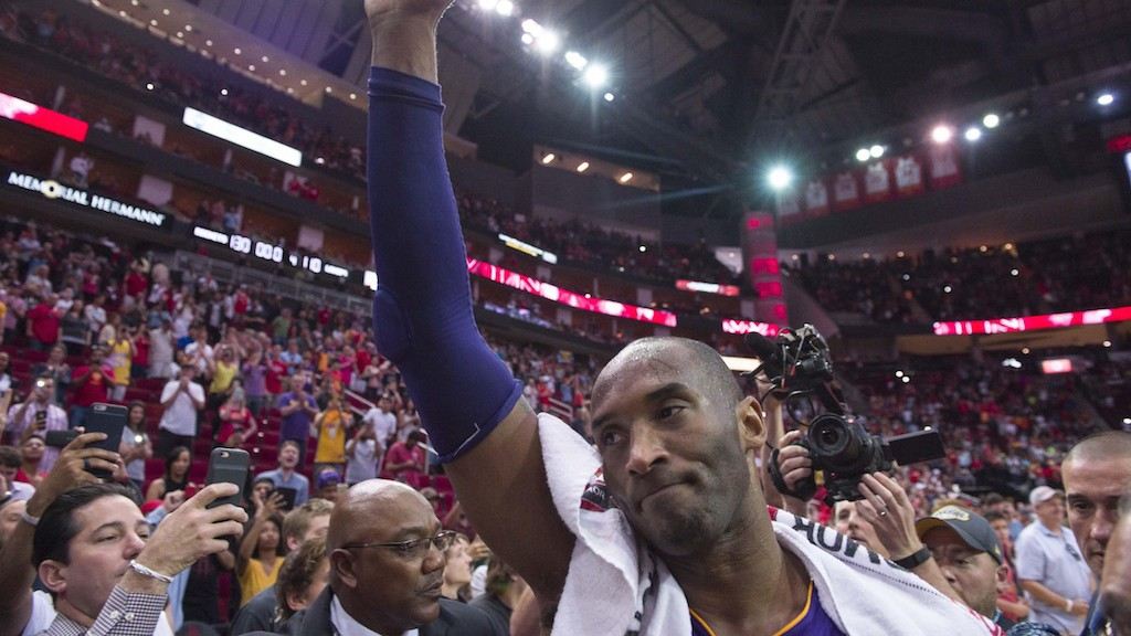 No Peers, No Heirs: Kobe At The End Of The Road