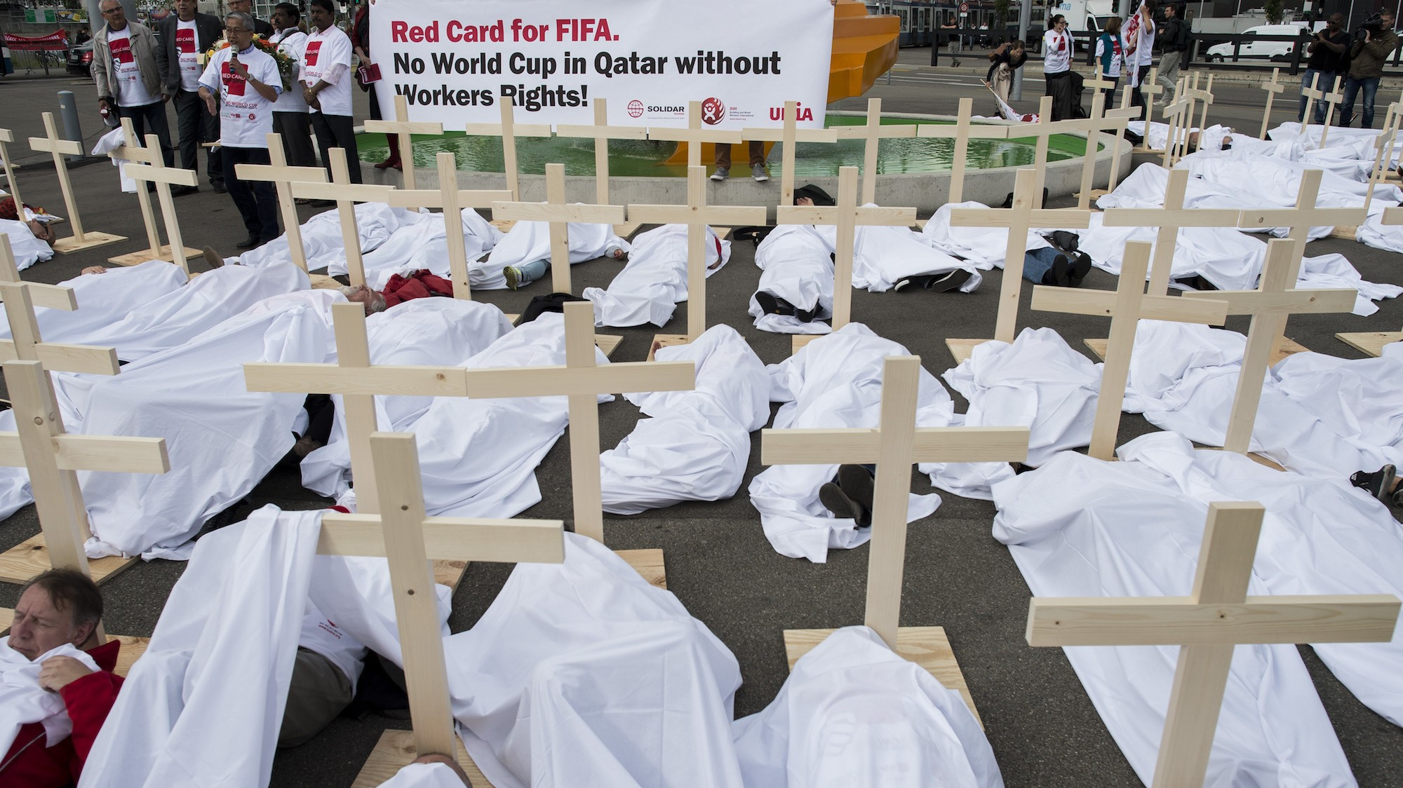 The Ruggie Report: FIFA and Human Rights