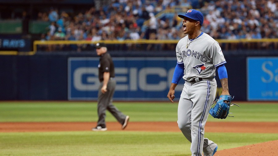 How Discovering a Sinker Changed Everything for Marcus Stroman