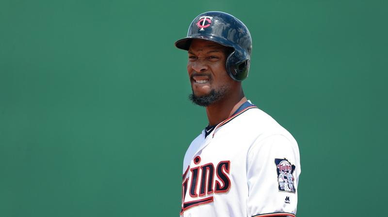 Image result for byron buxton sad