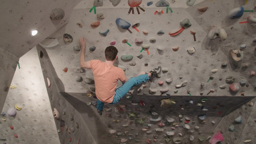 Professional Rock Climber Funds Career by Playing Poker