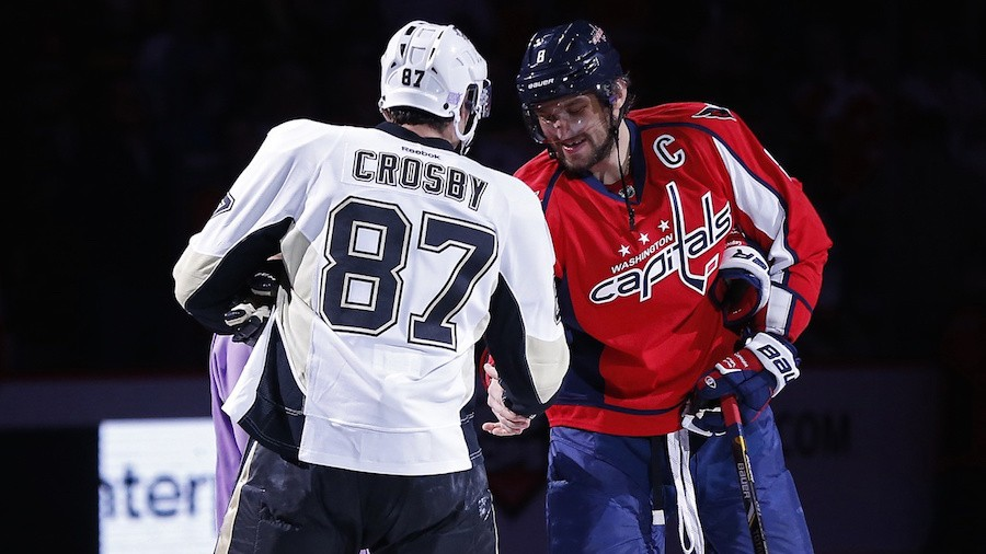 Crosby, Ovechkin Meet Again in Dream Playoff Matchup