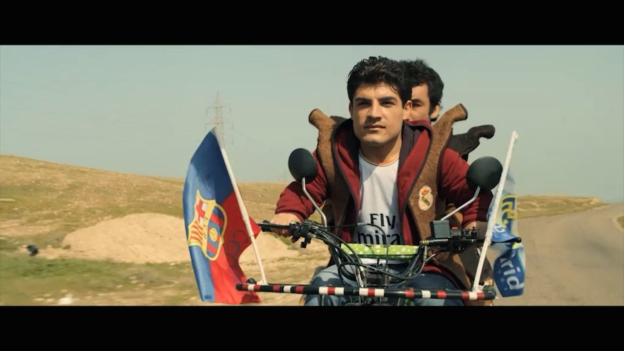 VICE Sports Q&A: Halkawt Mustafa, Director of 'El Clásico,' a Tale of Little People, Kurdistan, and Real Madrid