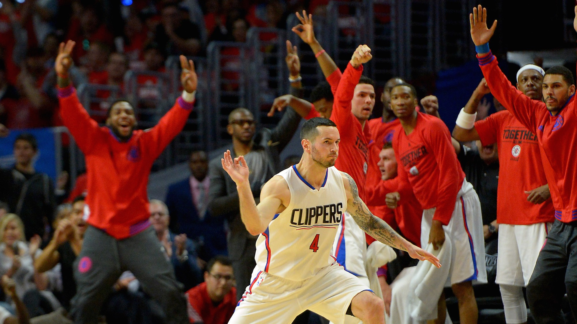 Blake Griffin and Chris Paul Are Down, But the Clippers Aren't Out Yet