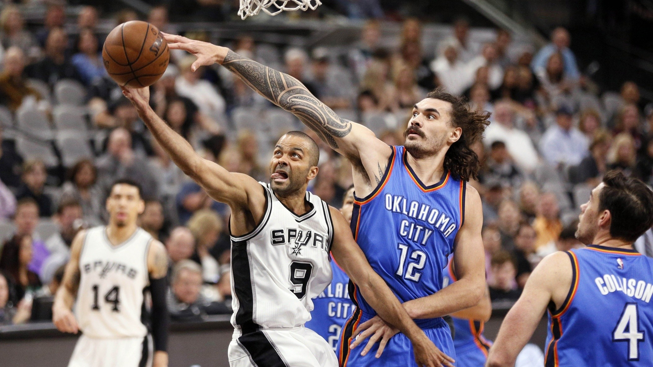 ​Spurs/Thunder Might Be The Best Series We Get All Playoffs Long