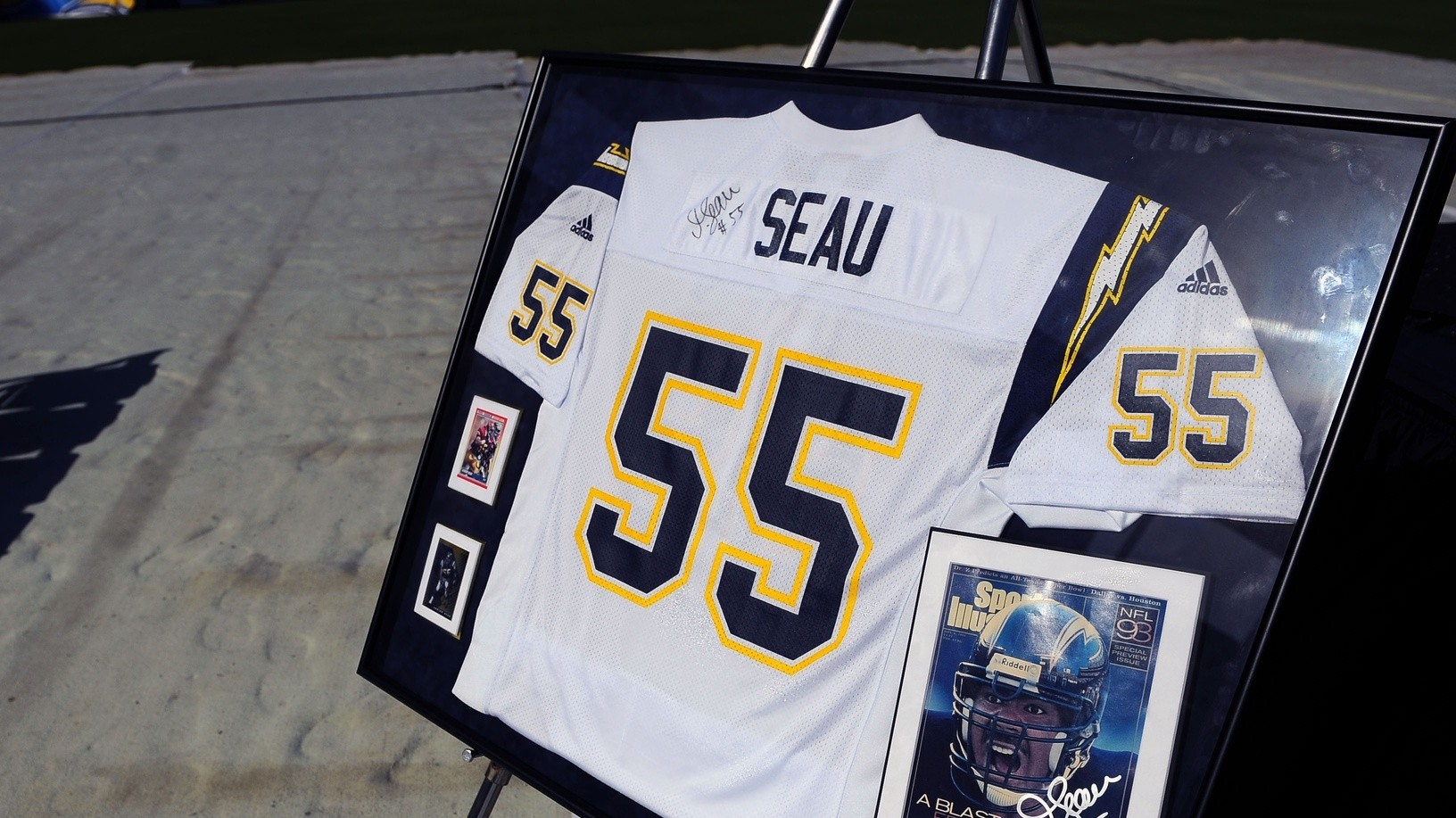 Former San Diego Chargers Team Doctor May Lose Medical License For Prescriptions Given to Junior Seau