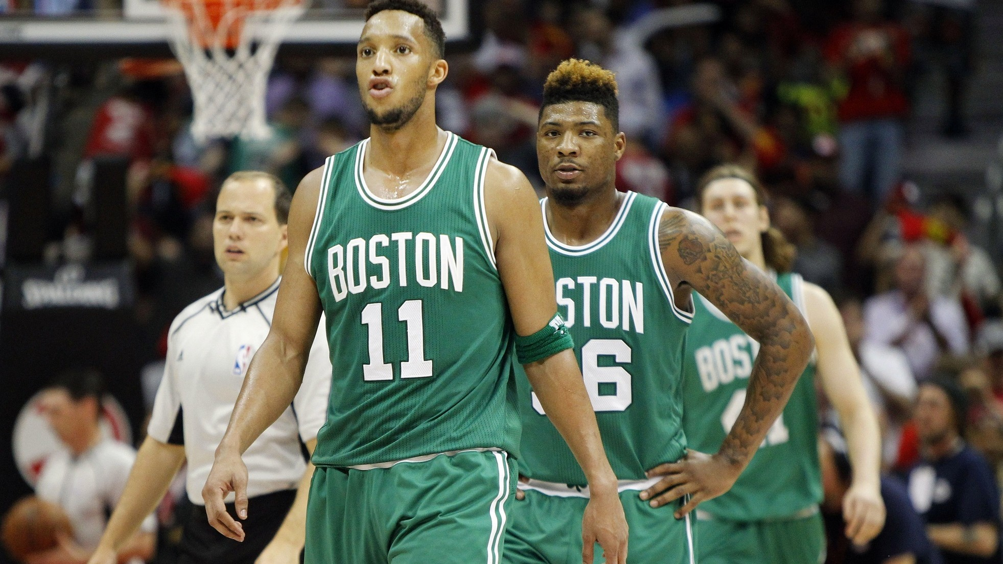 For The Boston Celtics, The Future Is Almost Now