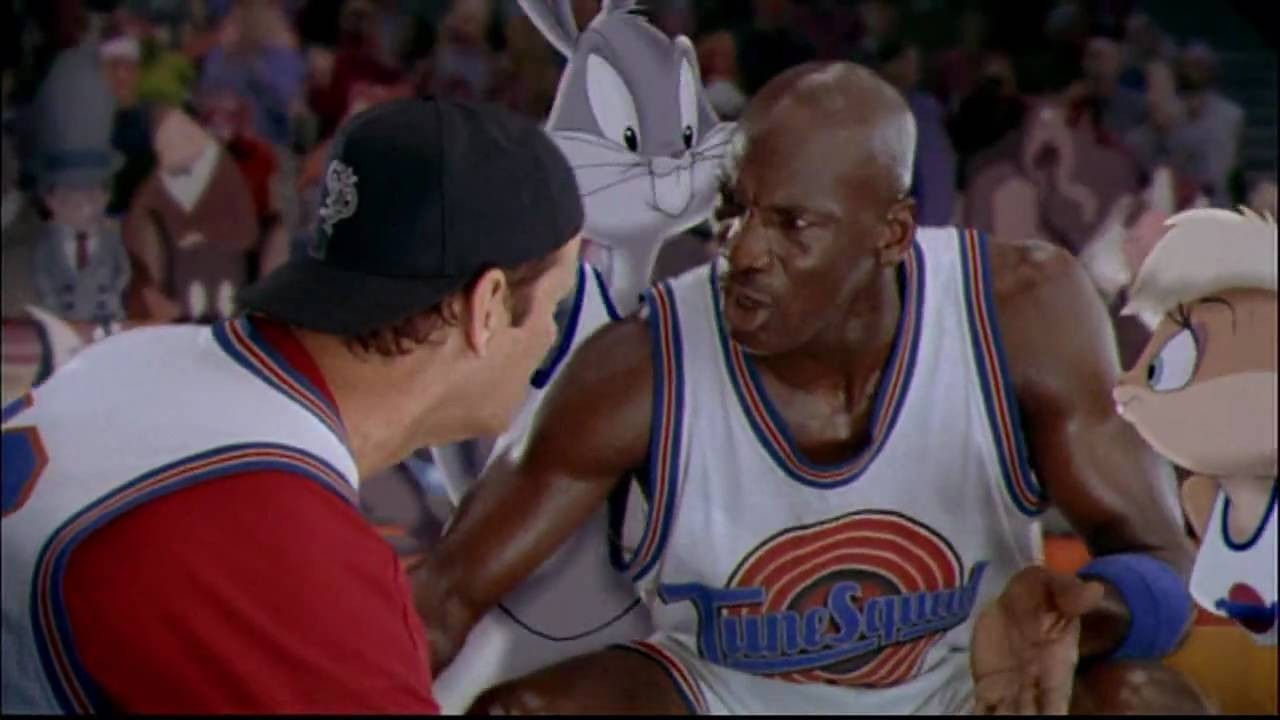"A Look Back At The Only Honest Moment In ""Space Jam"""