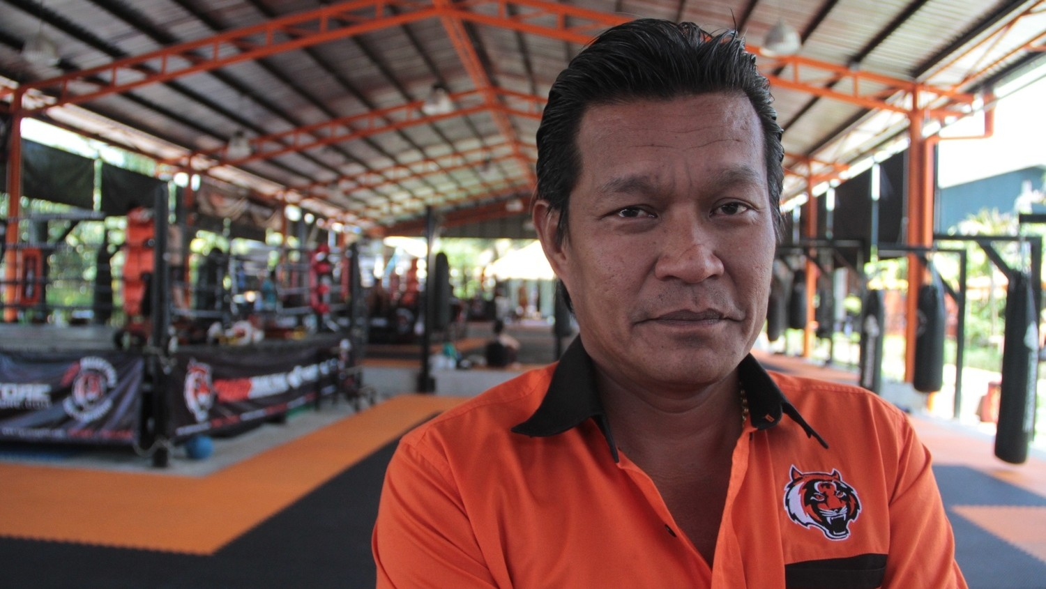 New Guy in Town: A Conversation with the Managing Director of Tiger Muay Thai