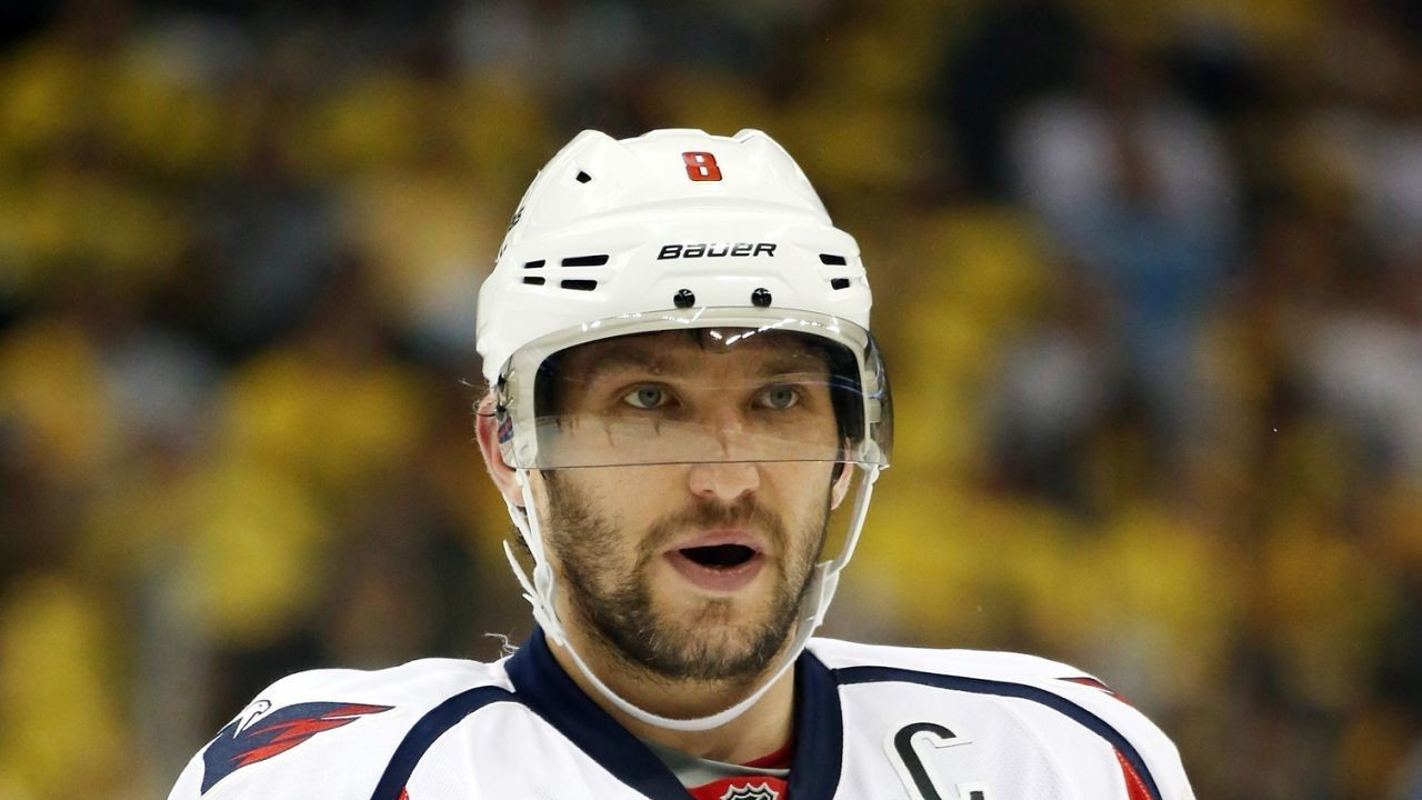 ​Why Hockey Needs Alexander Ovechkin to Lift the Cup