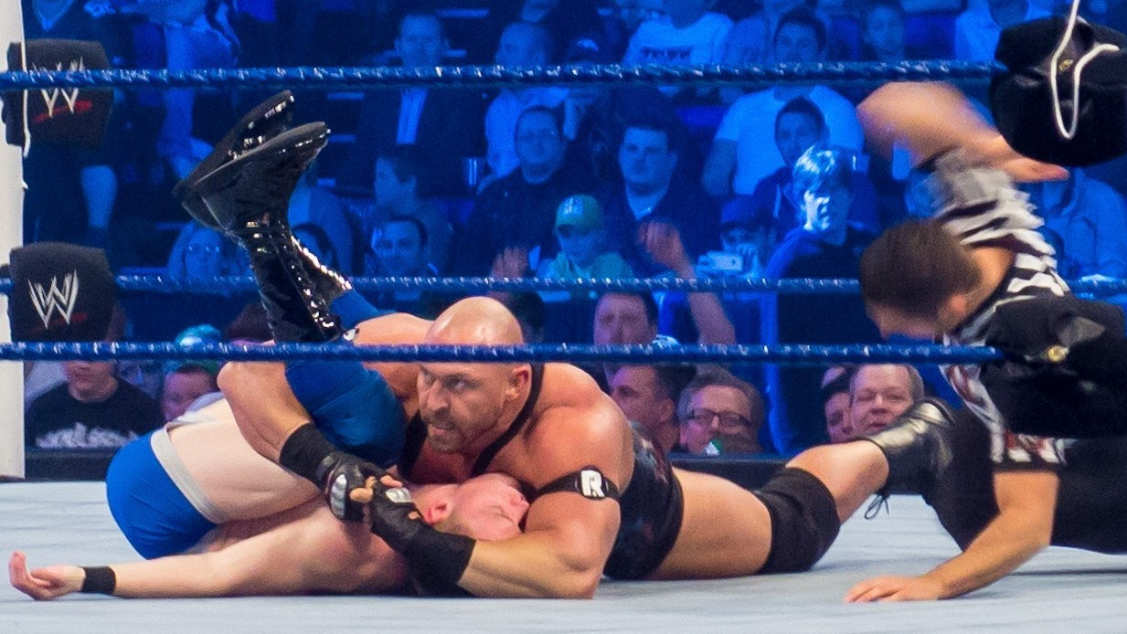 Ryback Spoke Out About How Things Really Work in WWE, and It Hurt