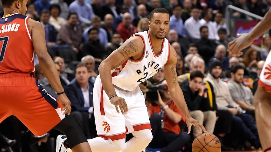 Norman Powell Is Never Satisfied