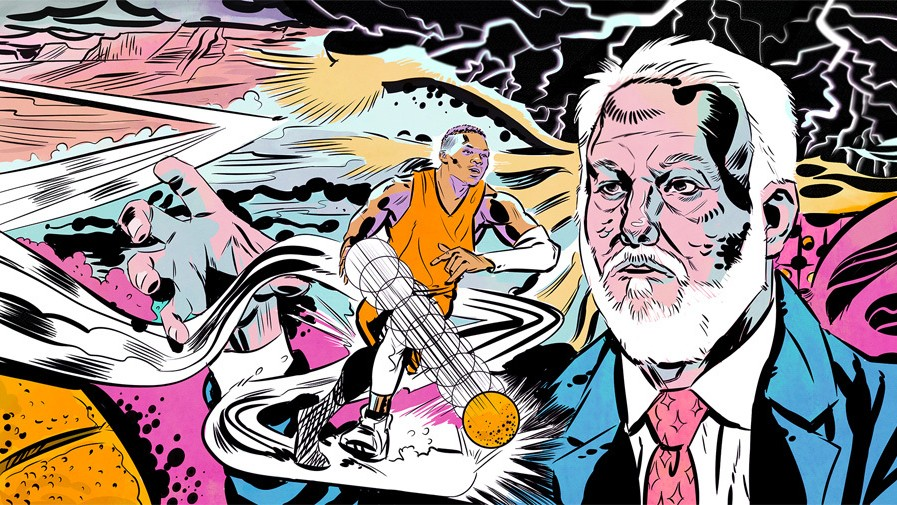 Raging, Machines, and the NBA Playoffs: David Roth's Weak in Review