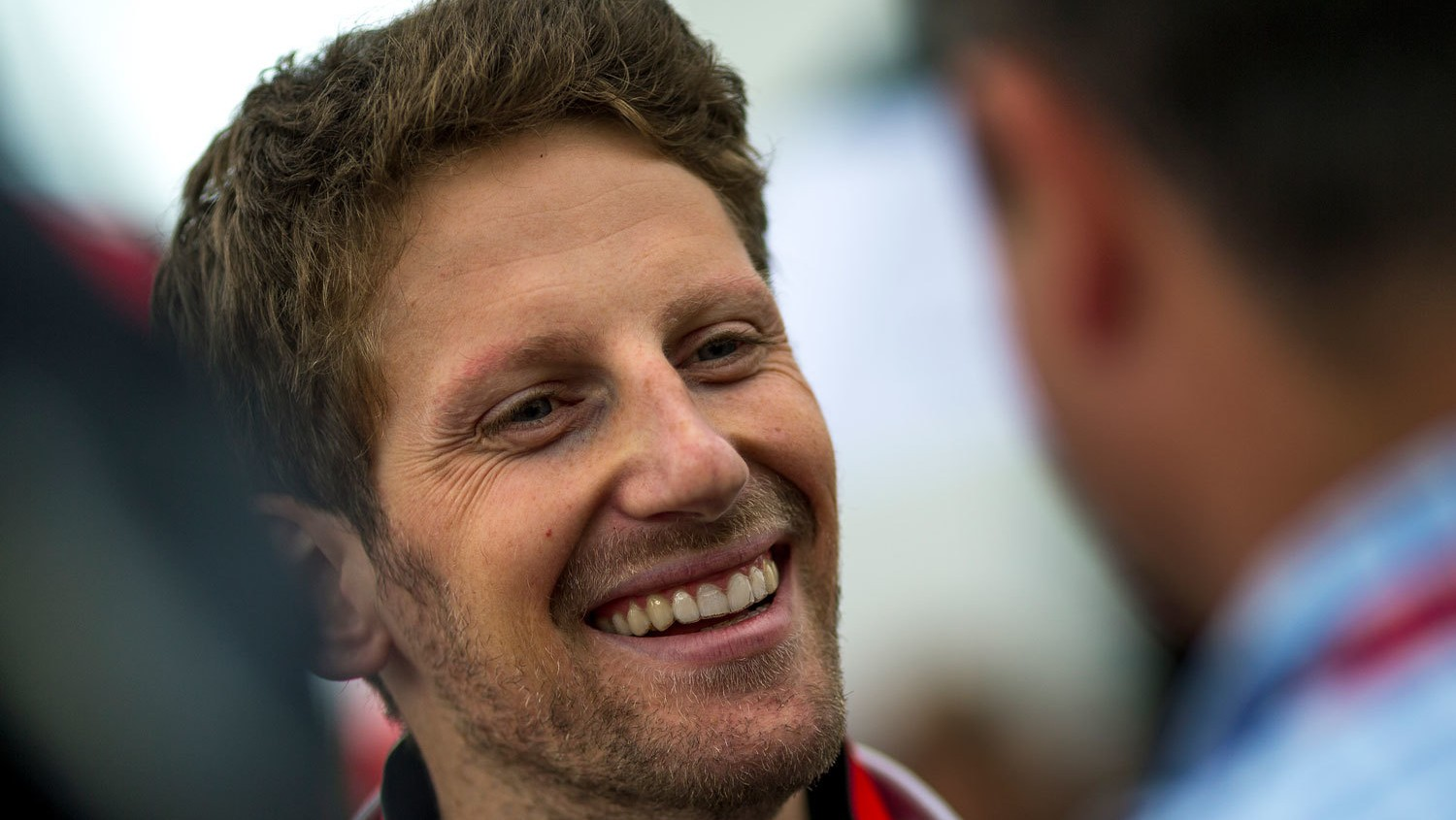Stewart-Haas Working to Make Romain Grosjean's NASCAR Debut Happen