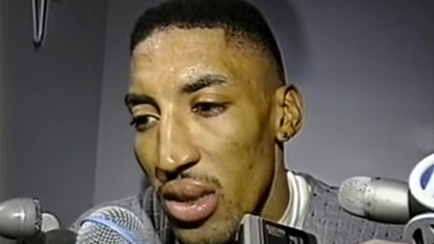 Throwback Thursday: Scottie Pippen Sits Out the Chicago Bulls' Last Shot