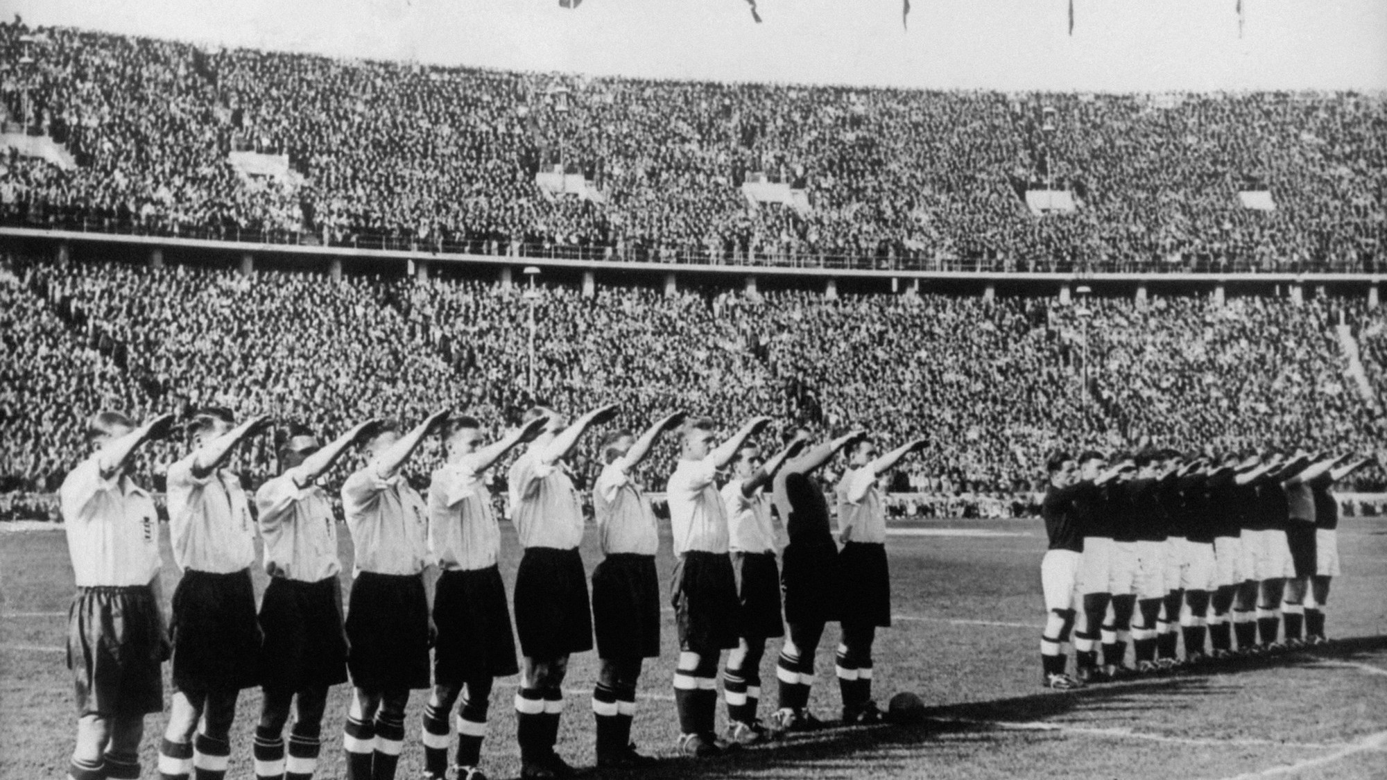 the nazi olympics most controversial sports Games, to be held in the german capital the united states sent the largest foreign delegation to this controversial sports festival and contributed memo- rable olympic moments and heroes, including african american sprinter and long jumper jesse owens, who, by winning four gold medals, exploded the nazi claim of.
