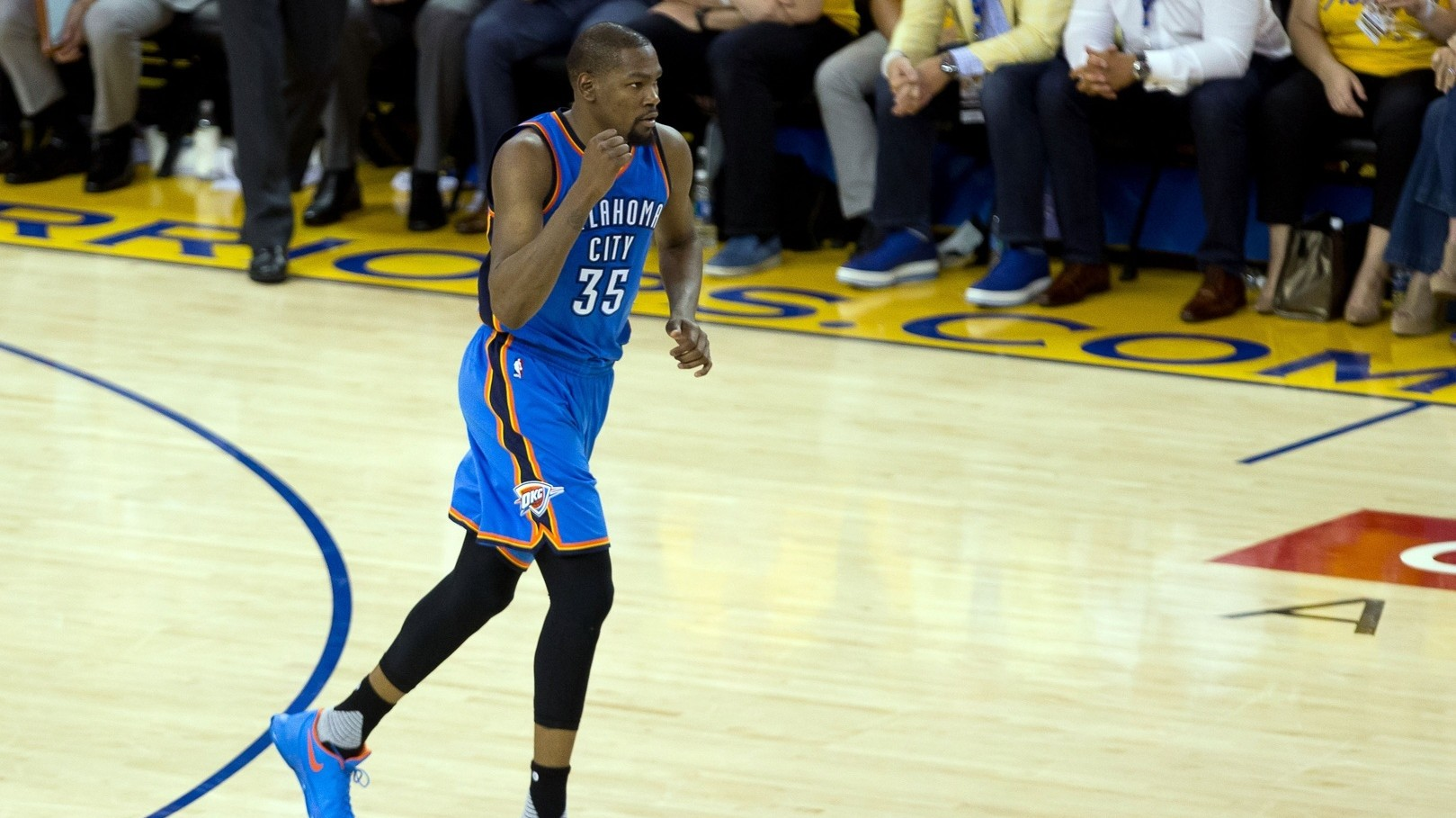 Watching Kevin Durant, Who Is as Impossible and Unstoppable as Ever