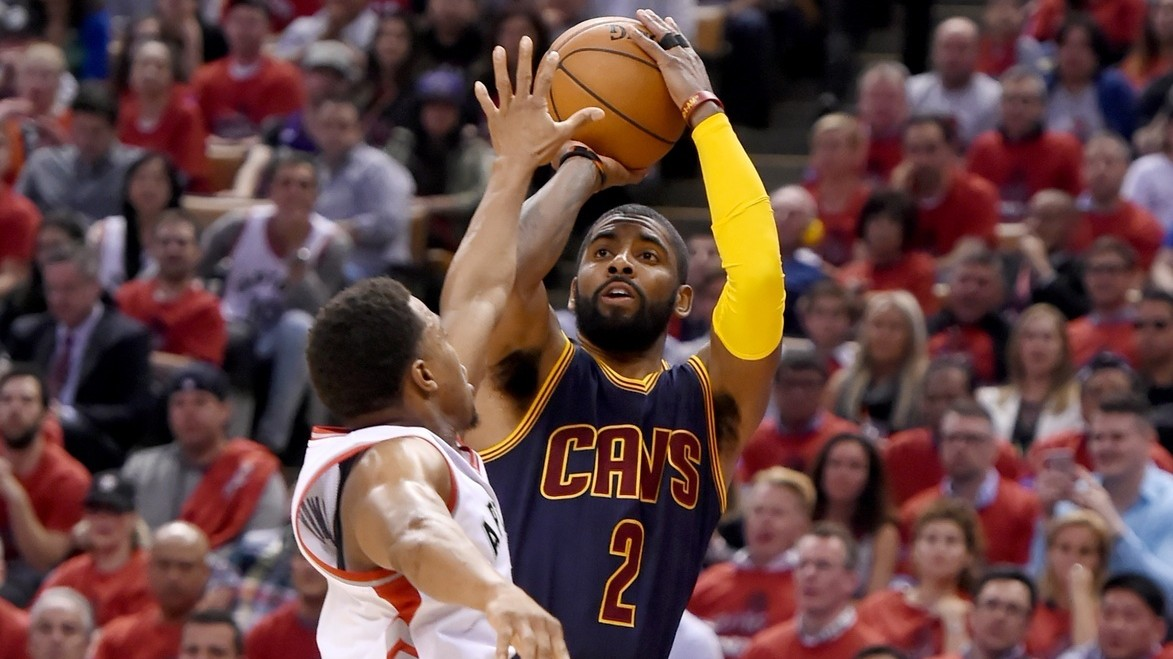 The Raptors Are Daring the Cavaliers to Shoot, and It's Working