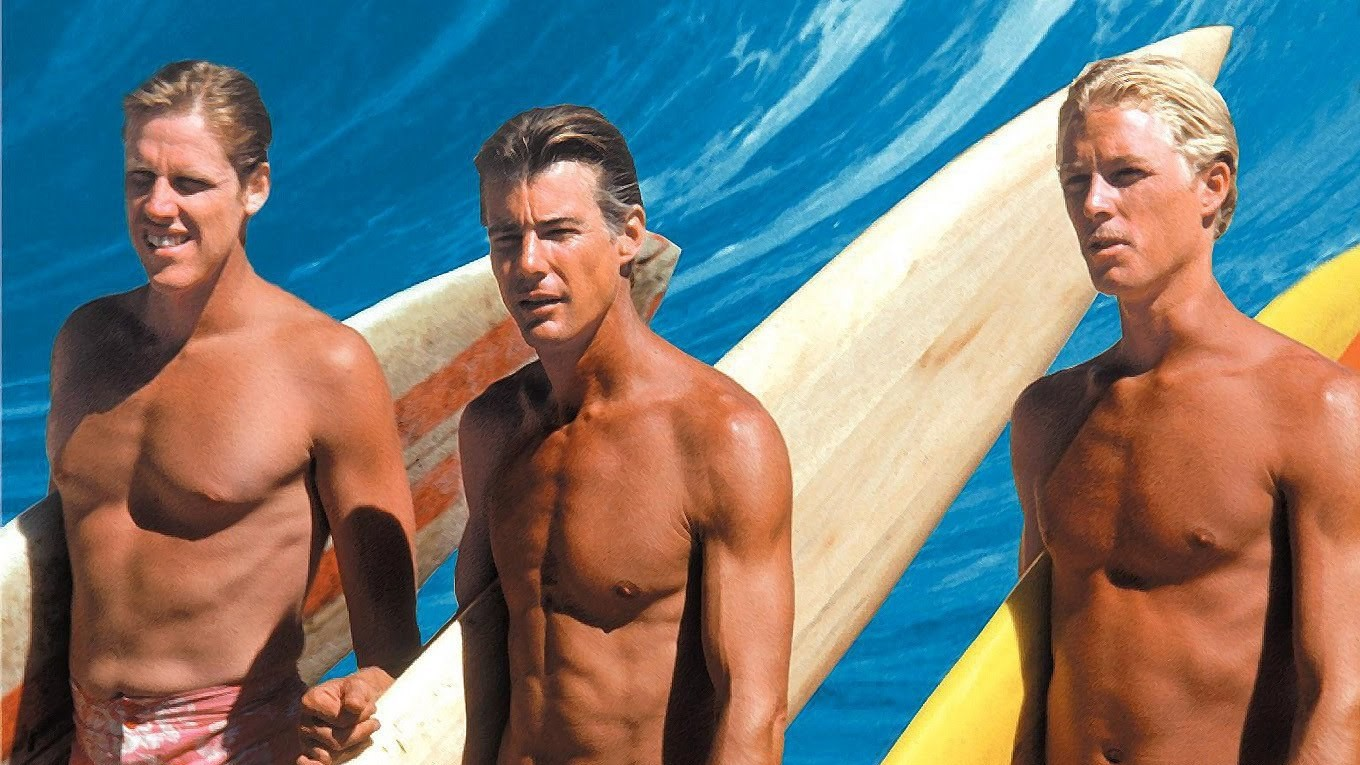"""Revisiting """"Big Wednesday,"""" a Movie About Vietnam, Surfing, and Gary Busey"""