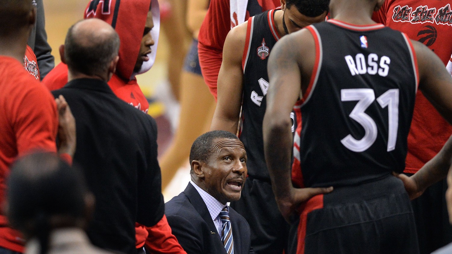 Can the Raptors Take the Next Step with Dwane Casey as Coach?