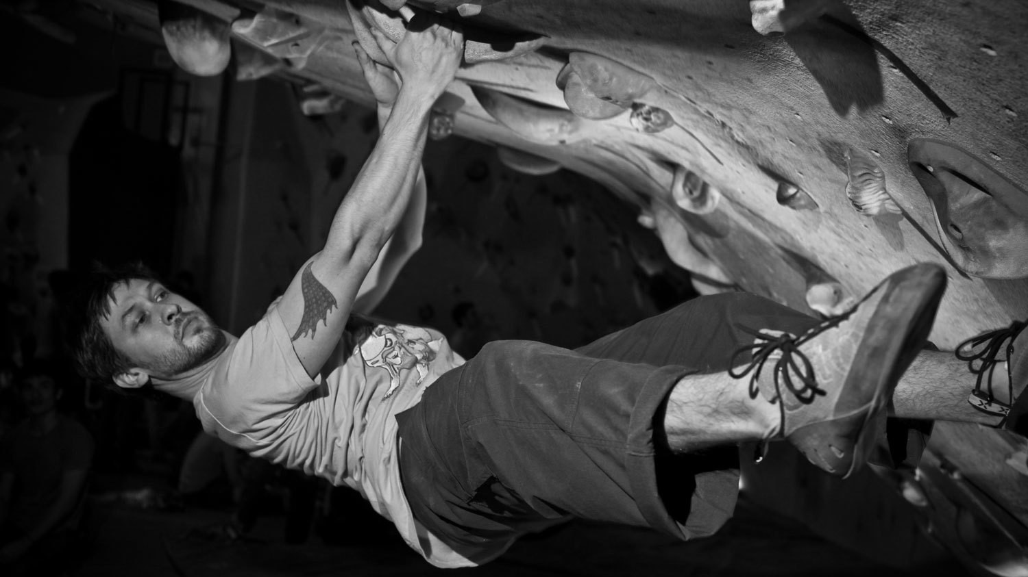 The Next Generation of Climbers Wants to Stay Indoors