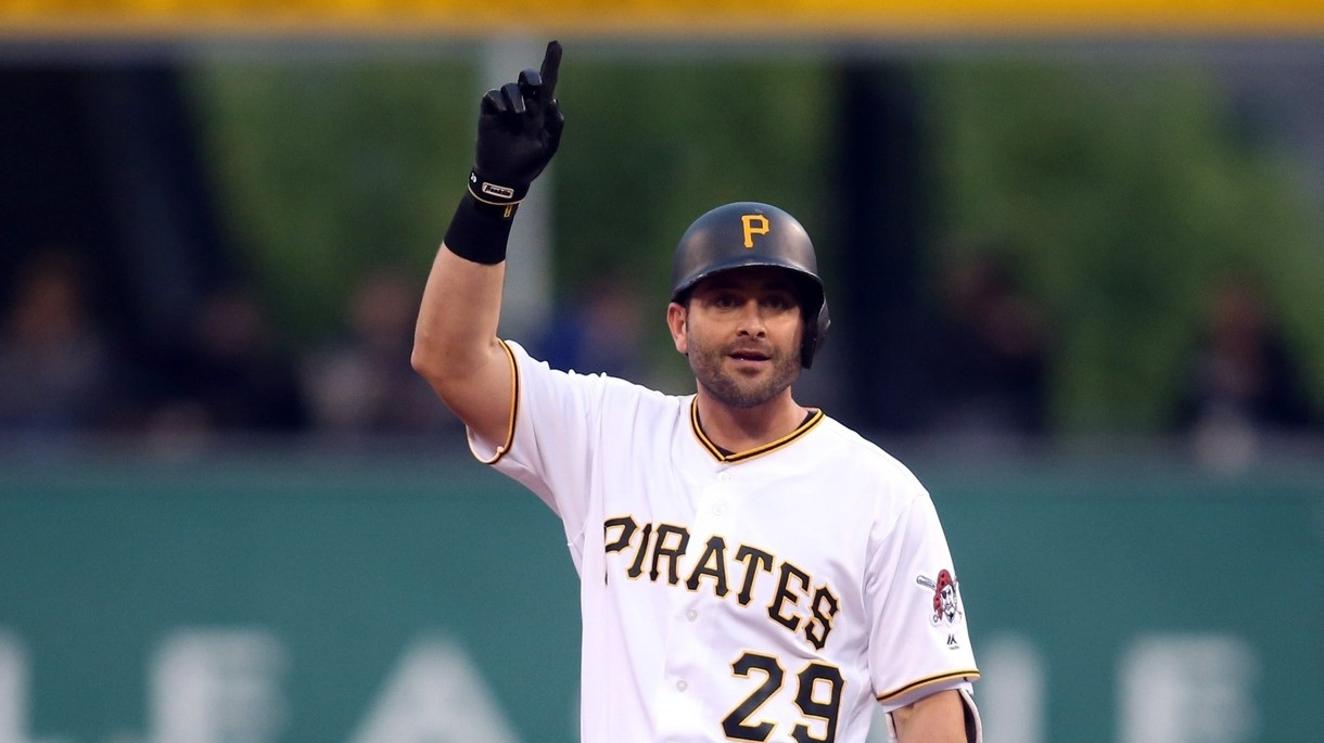 The Pirates Are Betting On Francisco Cervelli, And On Keeping Him Healthy