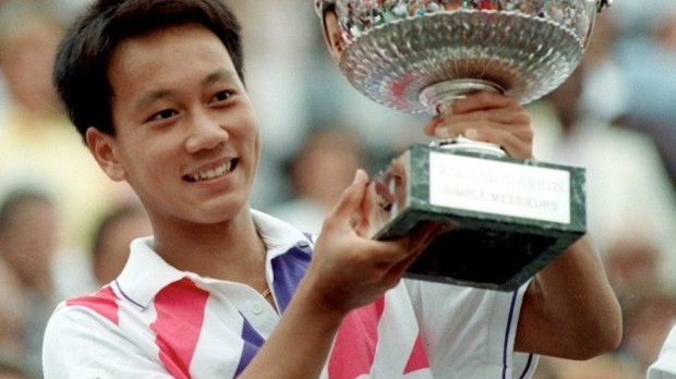 Throwback Thursday Michael Chang Wins The French Open At 17